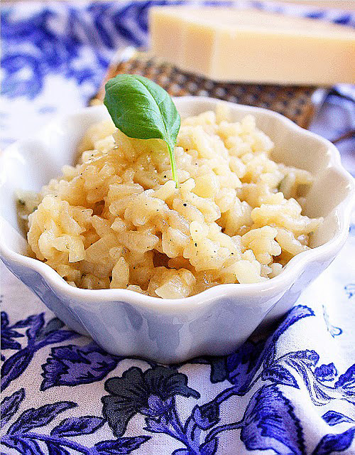 Easy Parmesan Risotto