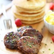 Simple Homemade Breakfast Sausage